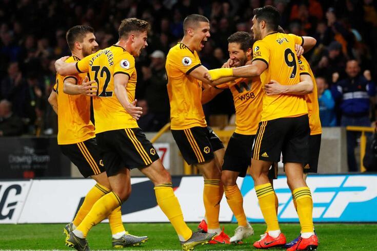 Wolverhampton é dono de um registo impressionante na Premier League 2018/19