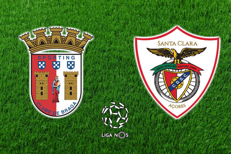 DIRETO | Braga-Santa Clara