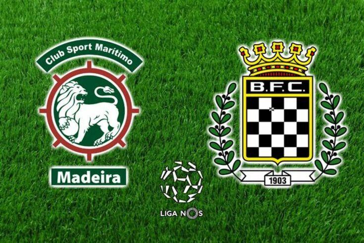 DIRETO | Marítimo-Boavista, 0-1