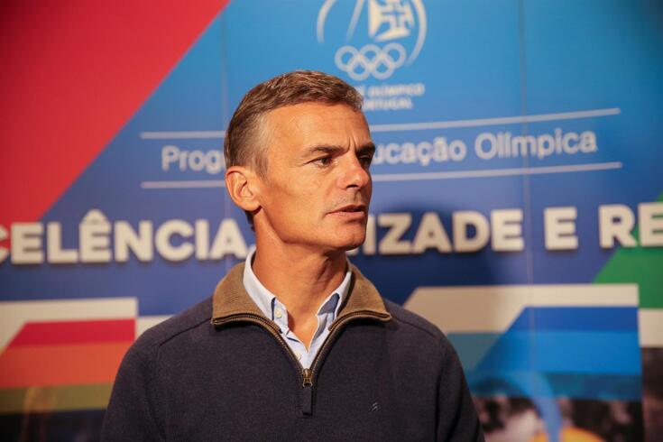 João Rodrigues é recordista nacional de presenças em Jogos Olímpicos