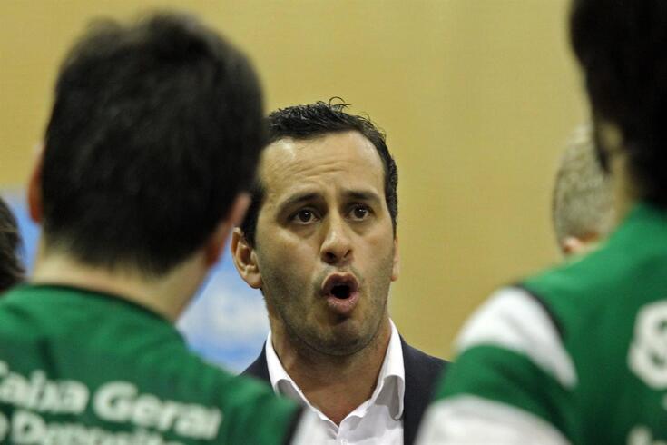 Paulo Faria recorda a conquista da Taça Challenge pelo Sporting