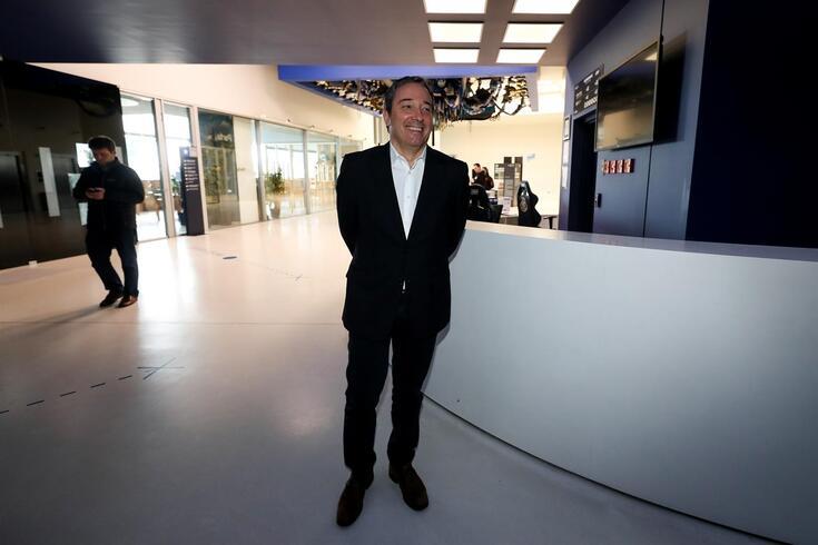 José Fernando Rio é candidato à presidência do FC Porto