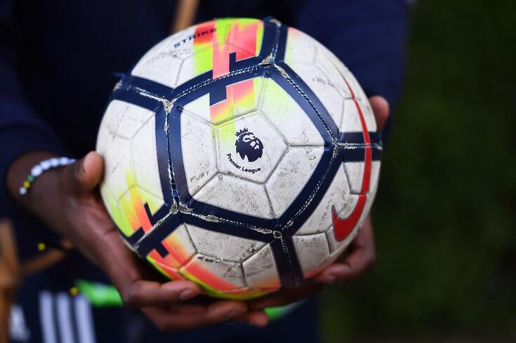 Já foram detetados oito casos positivos em duas rondas de testes na Premier League