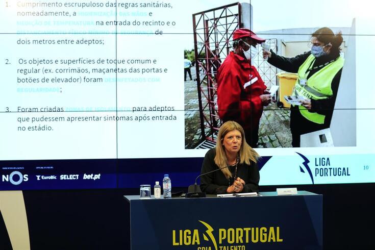 Sporting-Gil Vicente da primeira jornada tem horário tardio e há explicação para isso