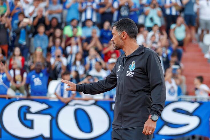 Sérgio Conceição ganhou maior poder de decisão no FC Porto
