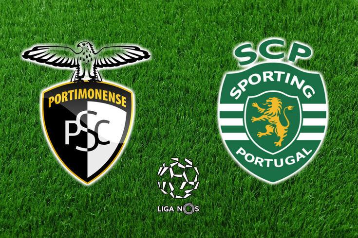 DIRETO | Portimonense-Sporting