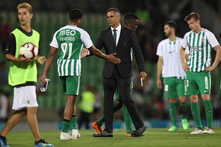 Vila do Conde, 02/08/2018 - O Rio Ave Futebol Clube recebeu esta noite, no Estádio do Rio Ave F.C. o