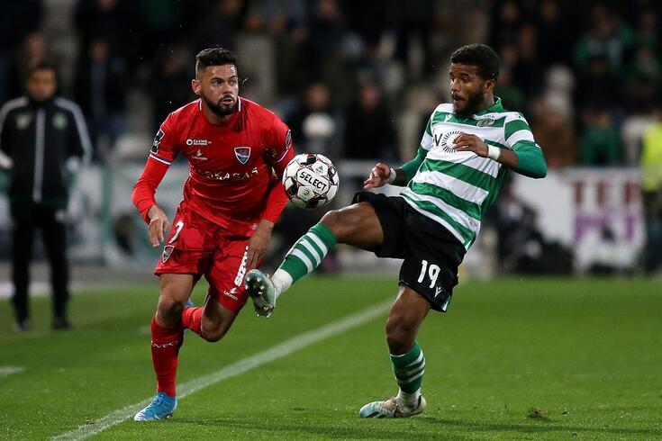 Rosier não jogava pelo Sporting desde dezembro