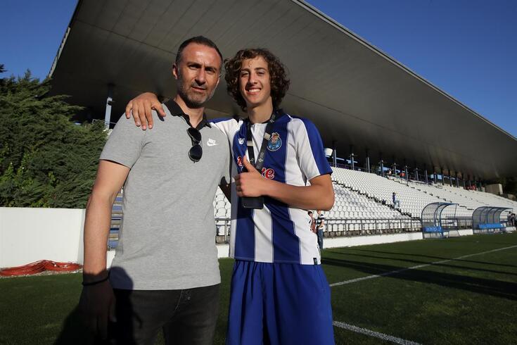 Jorge Silva foi campeão pelo Boavista e gostaria de ver o filho ganhar o título pelo FC Porto