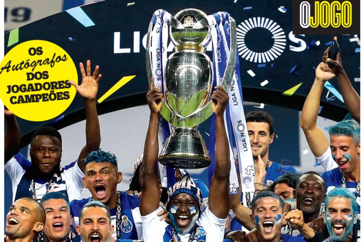 GRÁTIS, este domingo: a revista sobre o FC Porto 2019/20