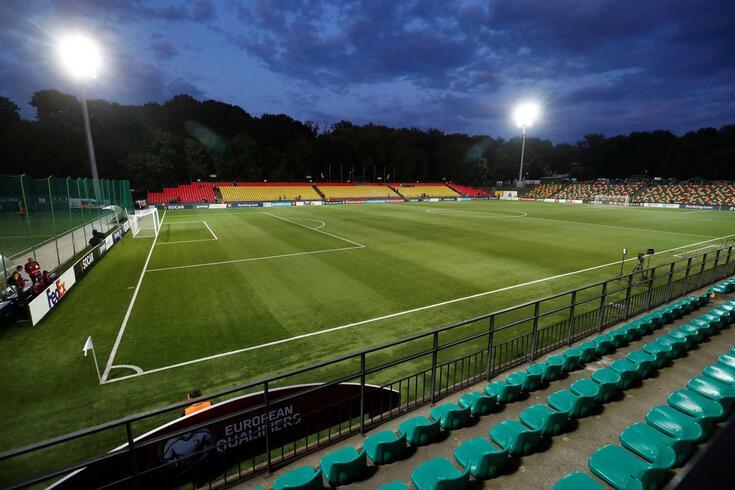 Lituânia recebe Portugal esta quarta-feira