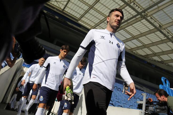 Ricardo Nunes foi guarda-redes do FC Porto