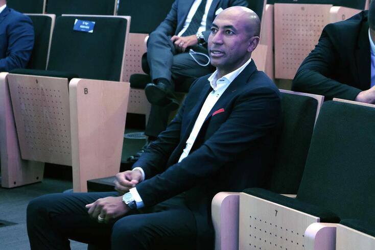 Luisão, embaixador do Benfica