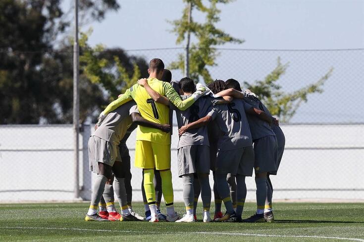 FC Porto passa a liderar o Nacional de juniores