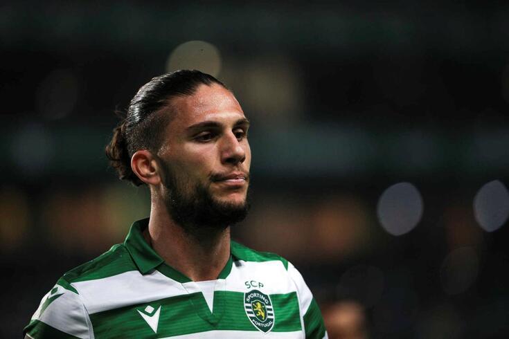 Pedro Mendes, avançado que o Sporting cede ao Almería