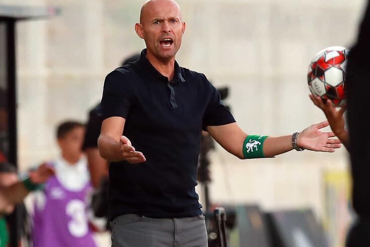 Marcel Keizer, treinador do Sporting
