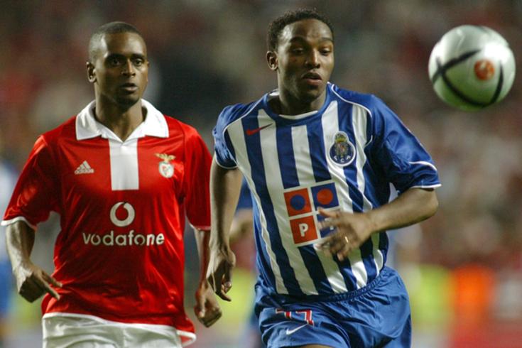 Há 16 anos, o FC Porto venceu o Benfica na Luz por 1-0