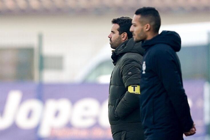 Ricardo Silva, treinador do Fafe