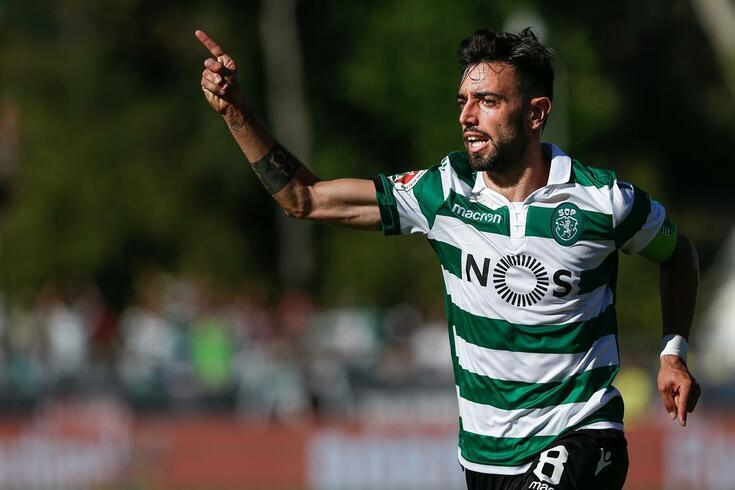Bruno Fernandes recordou conquista da Taça de Portugal