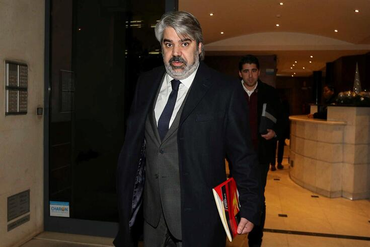 Paulo Gonçalves, ex-assessor jurídico do Benfica