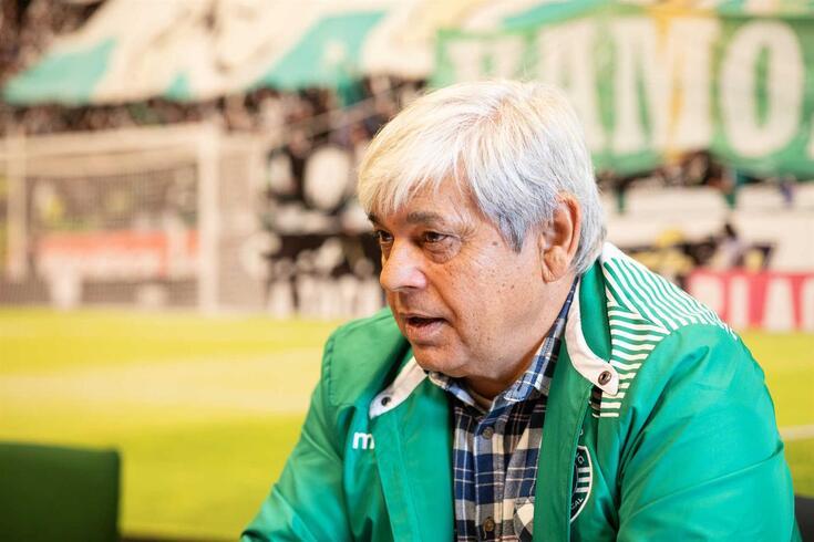 Manuel Fernandes, ex-jogador do Sporting, testemunhou em tribunal