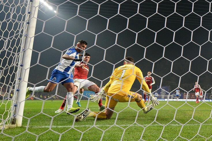 Braga tem evidenciado segurança defensiva