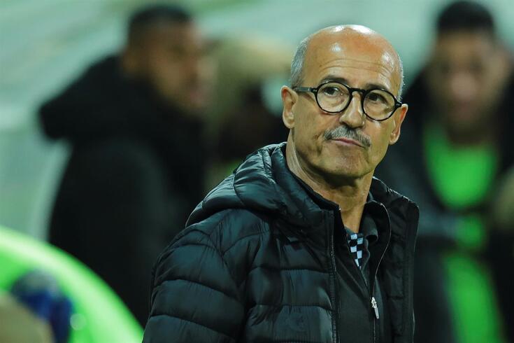 """""""Queremos repetir o nosso último jogo em casa com o Braga"""""""