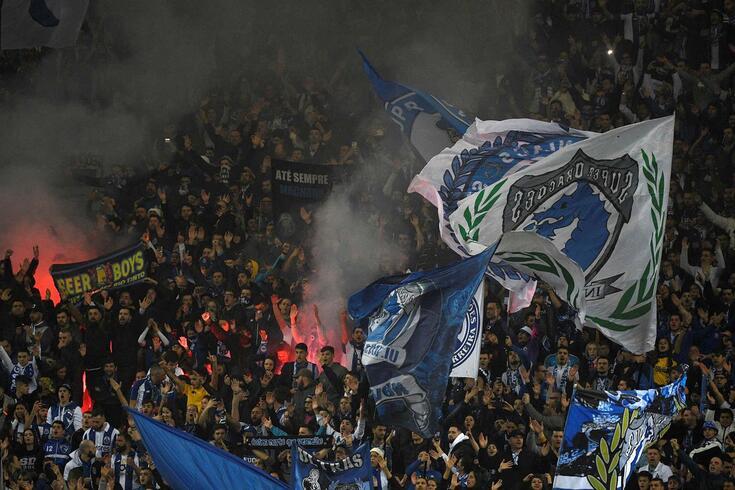 Super Dragões, claque do FC Porto