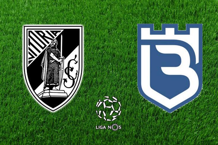 DIRETO   V. Guimarães-Belenenses, 5-1