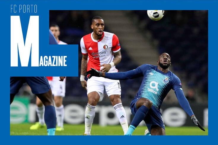 Magazine FC Porto: apuramento ao sprint e uma Liga Europa à portuguesa
