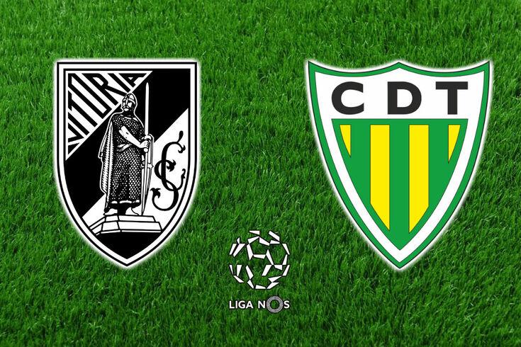 DIRETO | V. Guimarães-Tondela