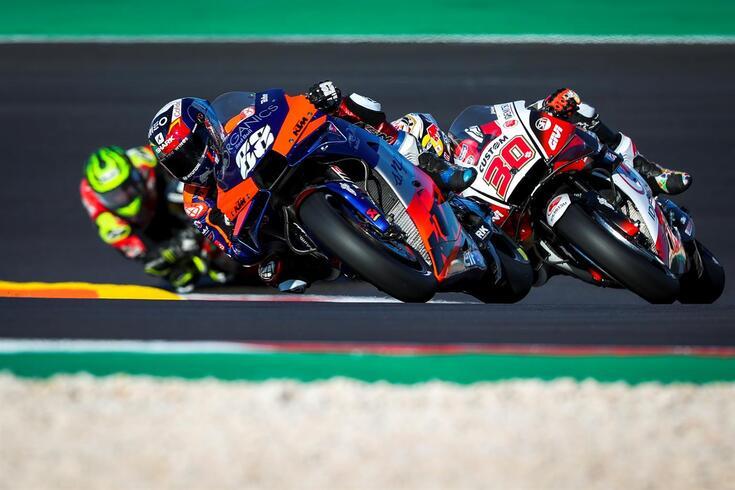 Eis a grelha de partida para o Grande Prémio de Portugal em MotoGP