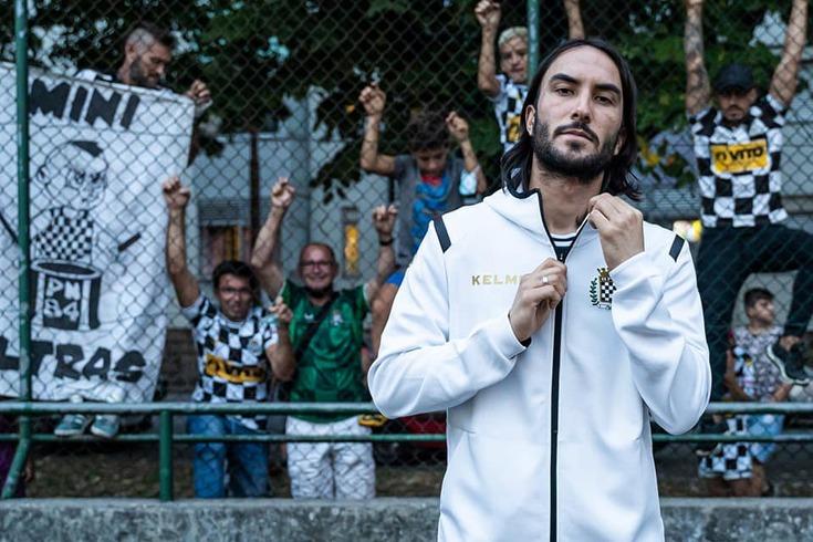 """Sebastián Pérez no Boavista: """"Mentalizei-me que era aqui que iria jogar"""""""