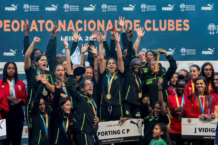 Equipa feminina do Sporting foi campeã nacional, mas não terá Europeu em 2020