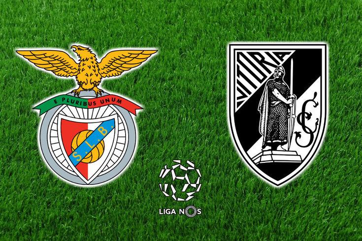 DIRETO | Benfica-V.Guimarães