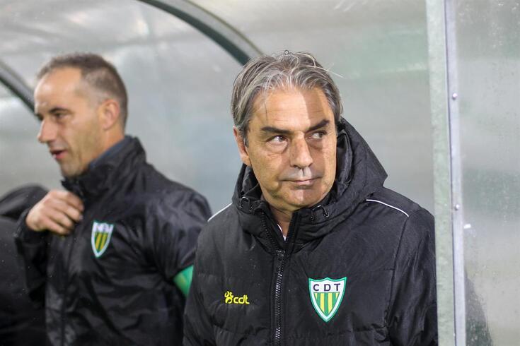 """""""A diferença entre o Tondela e o FC Porto é muita"""""""