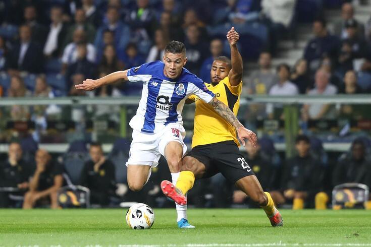 Matheus Uribe sabe o que Sérgio pretende para o FC Porto