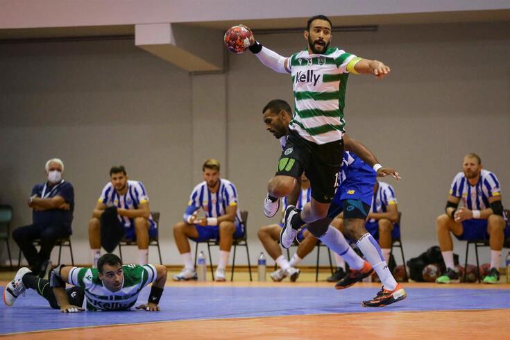 Sporting é a única equipa portuguesa ainda em prova na Liga Europeia