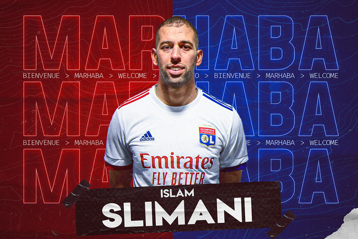 Slimani muda-se para o campeonato francês