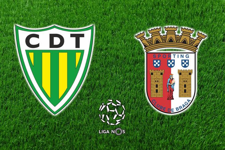 DIRETO | Tondela-Braga