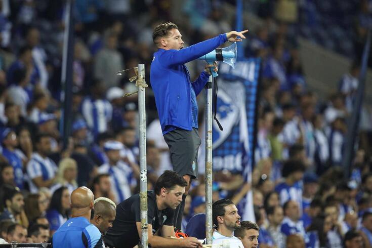 FC Porto sob alçada disciplinar da UEFA