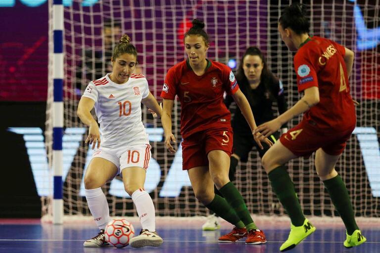 Eficácia tramou Portugal e Espanha é campeã da Europa de futsal af25d9674a364
