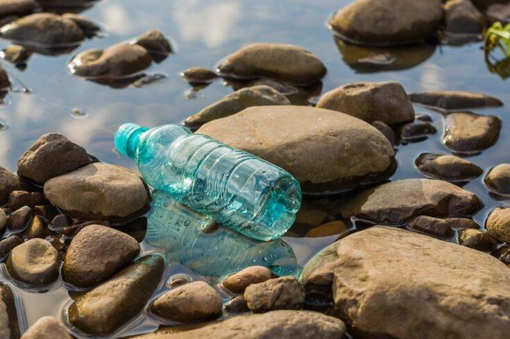Sabe quanto plástico consome diariamente?