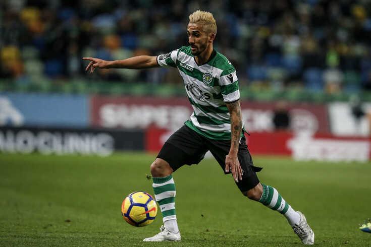 Rúben Ribeiro pode estar de saída do Sporting e já há interessado