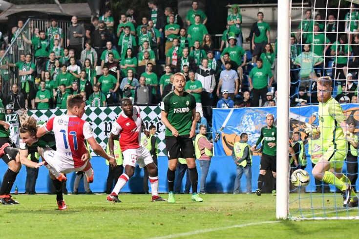 Danny ajuda a dar uma Taça ao Slavia de Praga 16 anos depois