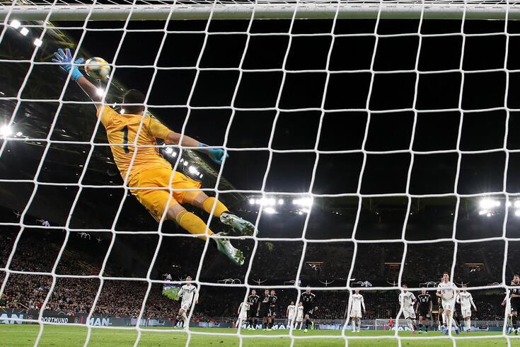 Marchesín enche a baliza e as expetativas do FC Porto