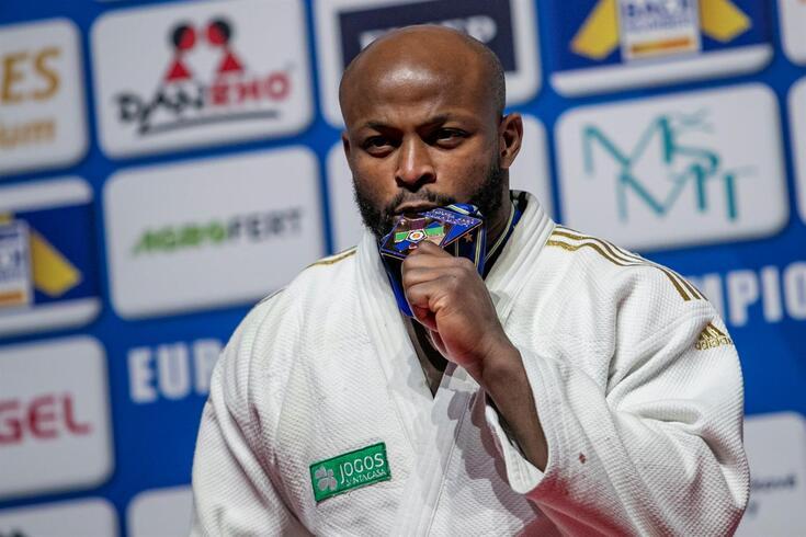 """Jorge Fonseca e uma medalha """"saborosa"""""""