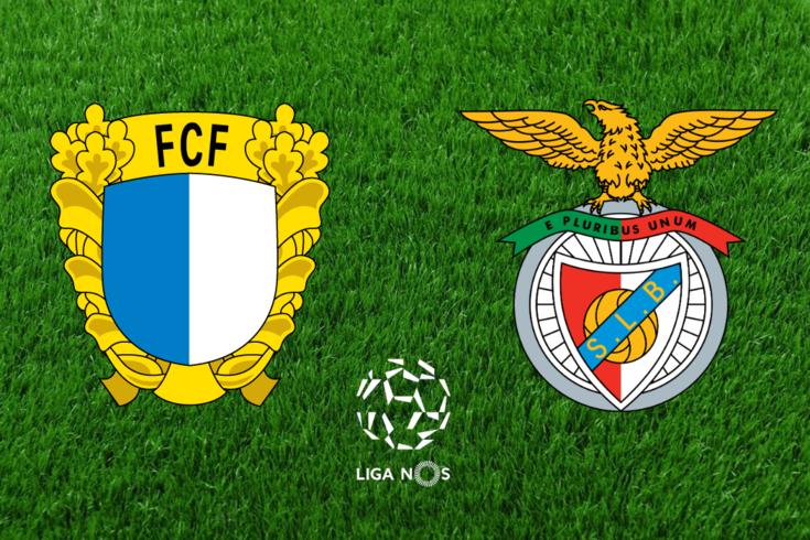 DIRETO | Famalicão-Benfica
