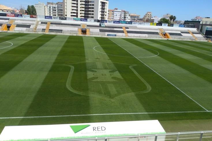 Cortes insólitos do relvado valeram três multas ao Portimonense, na Liga