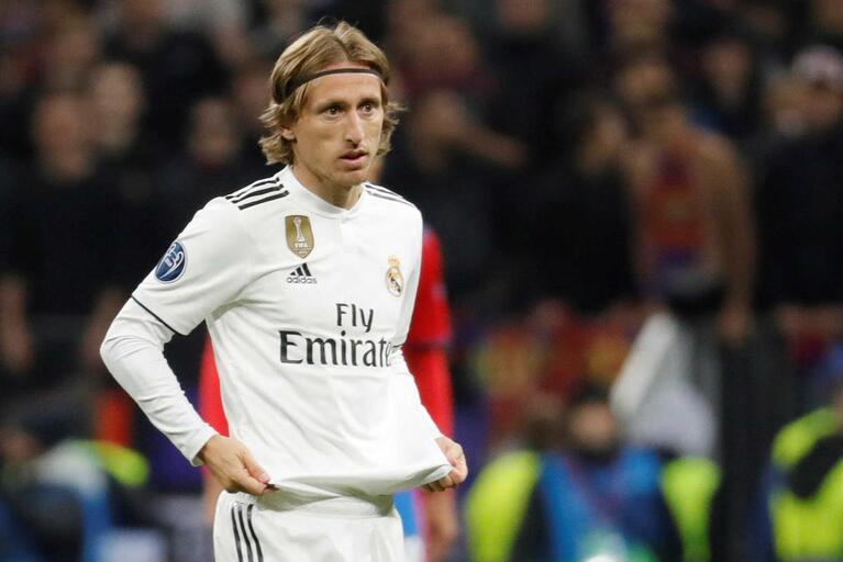 d71c2636ef Modric prestes a renovar com o Real Madrid